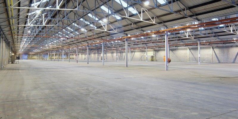 Derby Distribution Centre, Sinfin