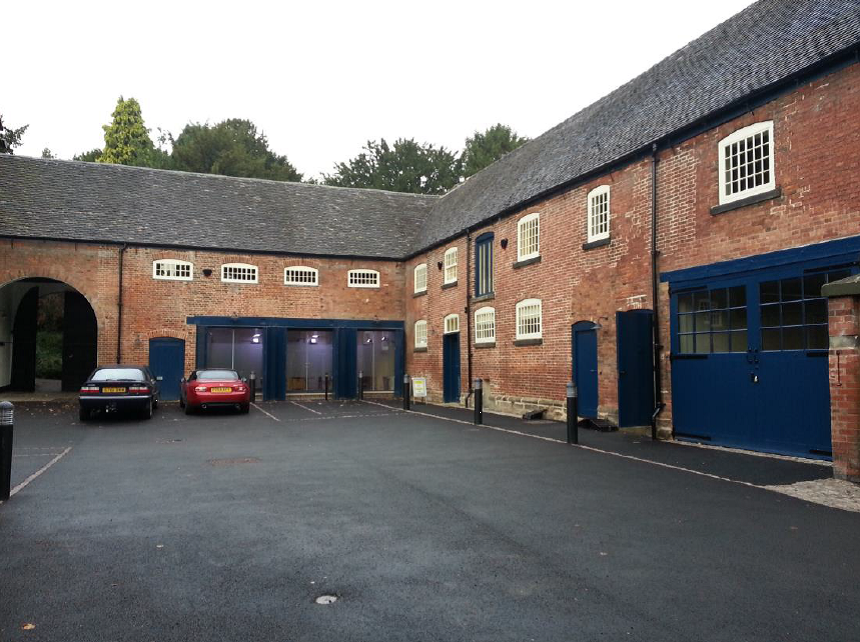 Darley Abbey Stables