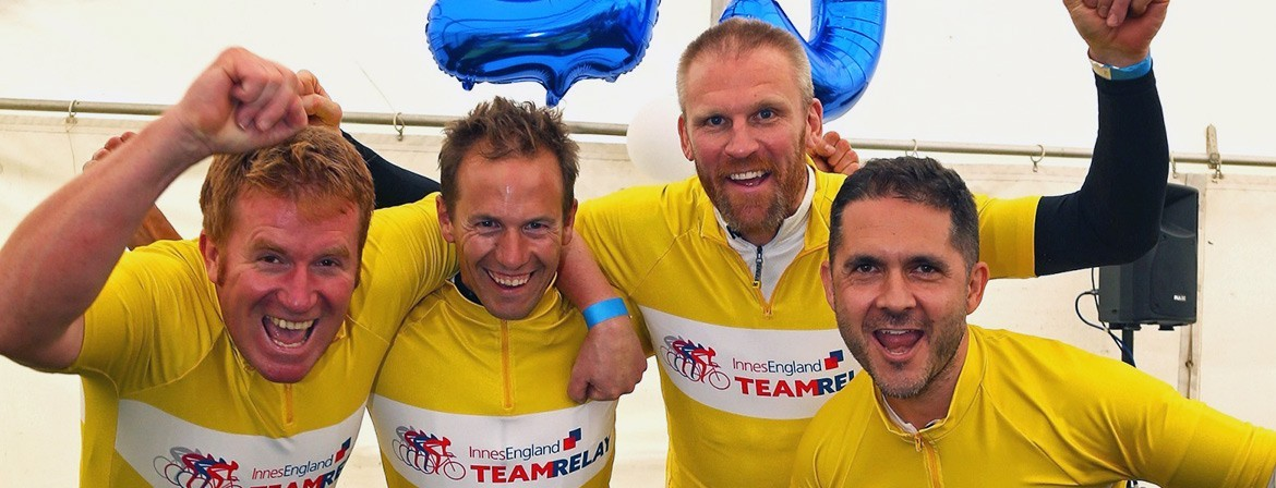 Team Relay raises more than £3,000