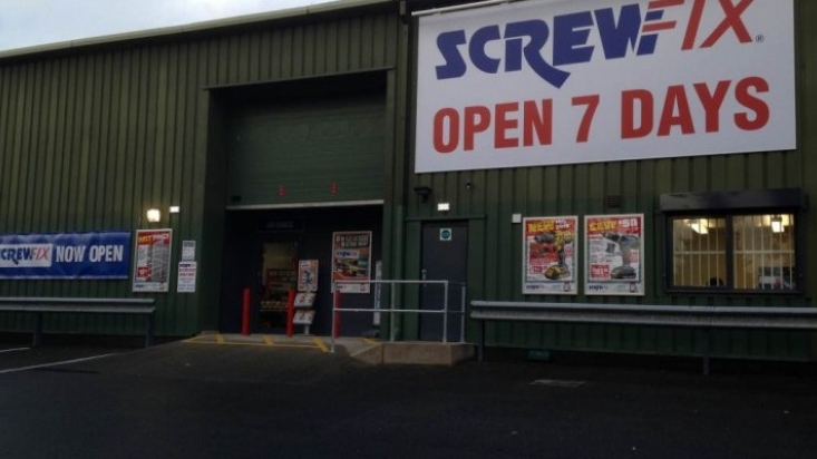 Screwfix, Huchnall Lane, Nottingham