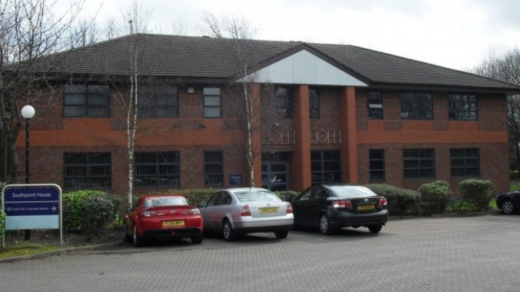 Total Motion's new premises at Southpoint House, Merdian Business Park