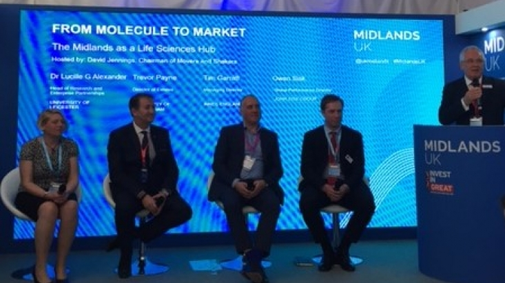 Tim Garratt at MIPIM