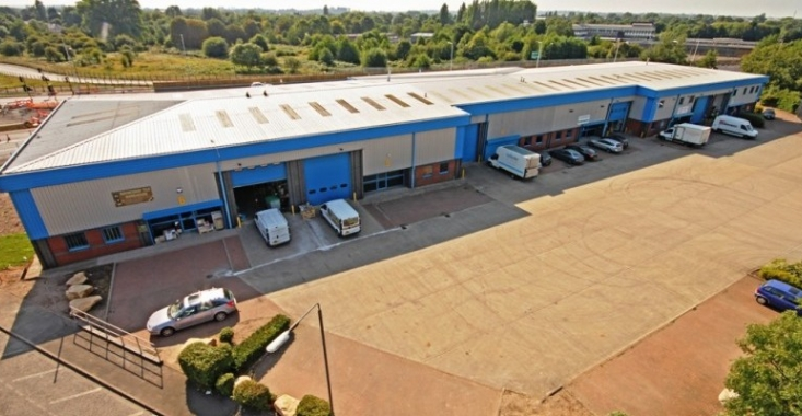 Raynesway Industrial Estate, Derby