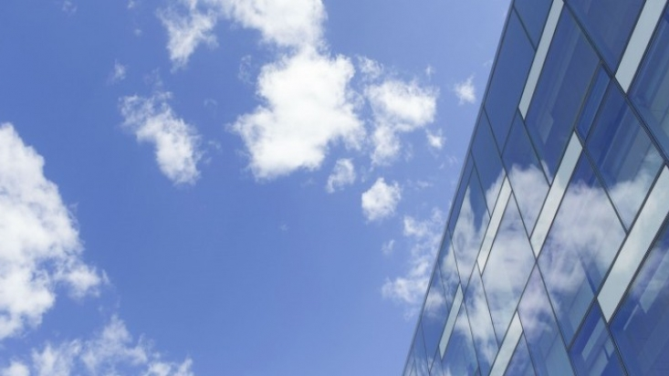Is it all blue skies for commercial property?