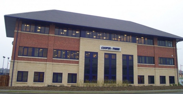 HP new office at Centro Place, Pride Park, Derby