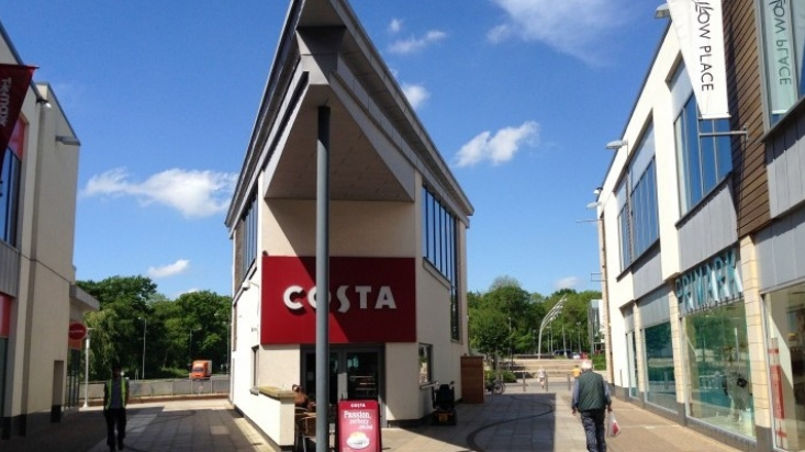 Costa Coffee, Corby