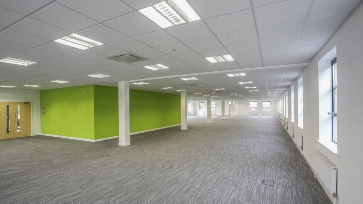 Loxley Houses's refurbished interior