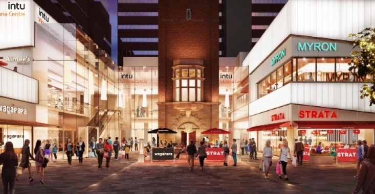 Intu A New Future For Nottingham S Shopping Centres