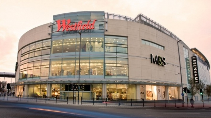 Westfield Derby has been sold to Intu