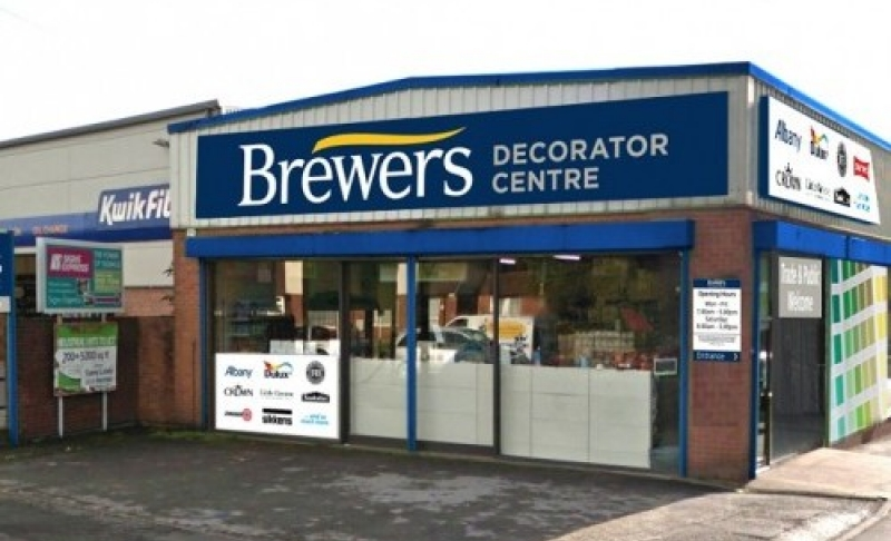Brewers decorator centres to open first Nottingham store