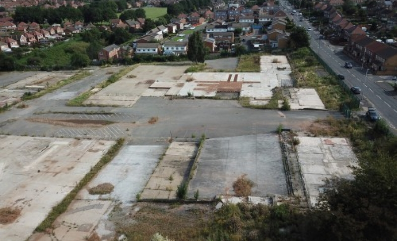 Nottinghamshire County Council selects ilke Homes to regenerate brownfield site