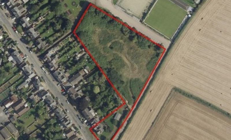 Land deal lays foundations for residential development