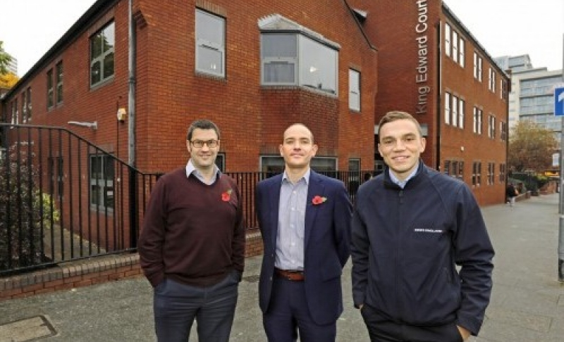 Notts engineering firm gears up for growth in bigger office