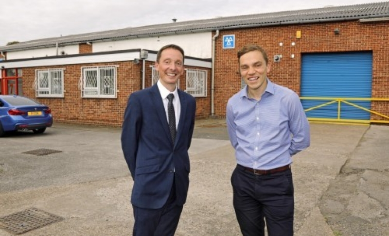 Notts electrical firm buys new 3500 sq ft base