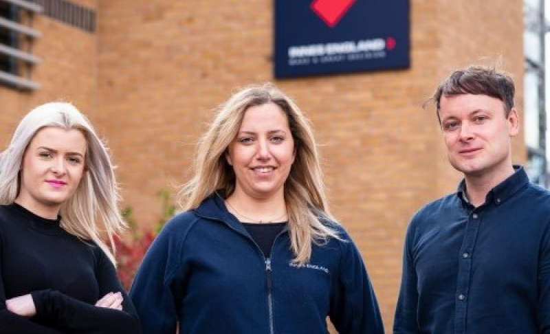 Innes England expands with three new staff