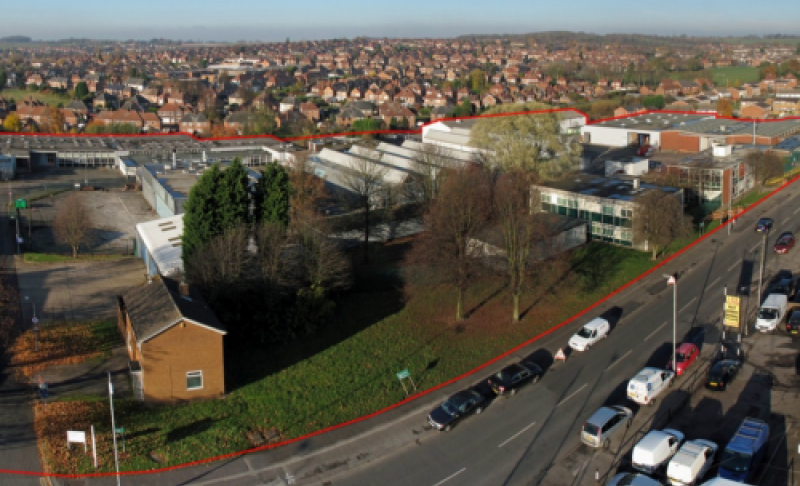 Innes England re-instructed to market prime residential development site