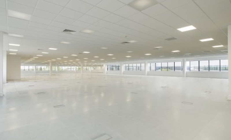 Nottingham Business Park refurb caters for demand
